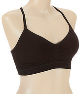 Yummie by Heather Thomson Emmie Comfortably Fit Seamless T-Back Bralette