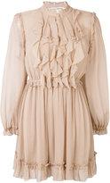 Ulla Johnson ruffle detail dress