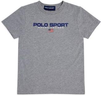 Ralph Lauren Kids Polo Sport T-Shirt (5-7 Years)