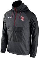 Nike Men's Oklahoma Sooners Anorak Pullover Jacket