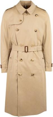 Burberry Kensington Classic Fit Trench Coat