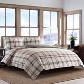 Eddie Bauer Portage Bay Twin Comforter Set in Beige