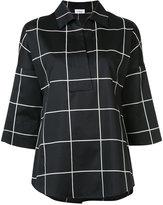 Akris Punto checked shirt - women - Cotton - 10