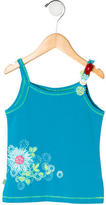 Catimini Girls' Sleeveless Top