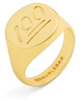 BaubleBar Women's 100 Ring