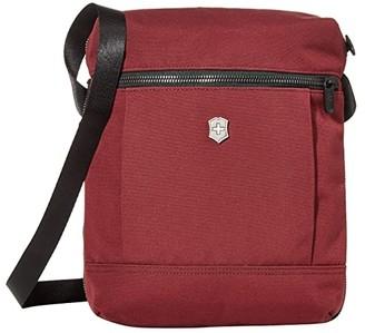 Victorinox Crossbody Bag (Beetroot) Handbags