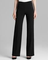 Armani Collezioni Pants - Wide Leg Wool