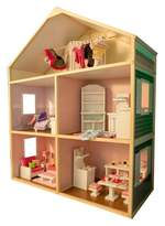 My Girls' Wooden Dollhouse for 18'' Dolls - Country French Style