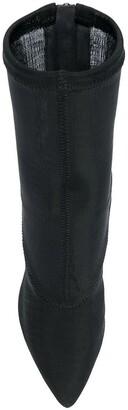 Yeezy Mid-Calf Boots
