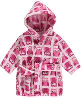 "Luvable Friends Baby Girls' ""Sweet Owl"" Robe"