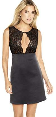Sylvie Flirty Lingerie Women's Aodina Negligee,(Manufacturer Size: 42)