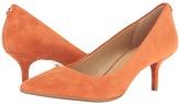 Orange Kitten Heels - ShopStyle