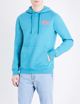 Billionaire Boys Club Paradise tropical-print cotton hoody
