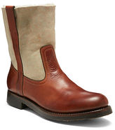 Ralph Lauren Jesse Vachetta Leather Boot