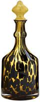 Oscar de la Renta Tortoise Bottle Decanter