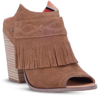 Dingo Shaker Women's Ankle Boots
