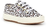 Sole Society 2750 Leopard Jcot lace up sneaker