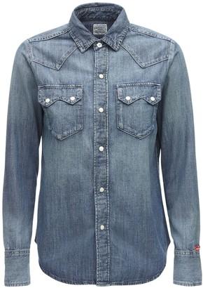 Denimist Western Cotton Denim Shirt
