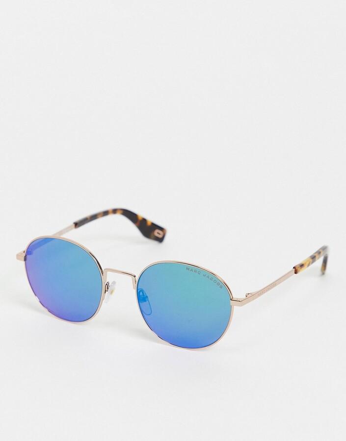 Marc Jacobs 272/S blue lens sunglasses