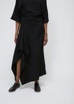 Zero Maria Cornejo black ero skirt