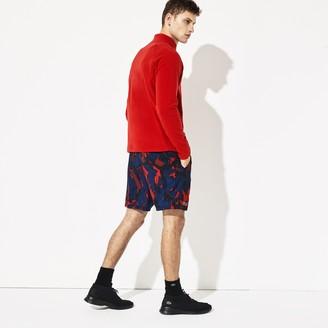 Lacoste Men's SPORT Novak Djokovic Tech Fleece Jacket