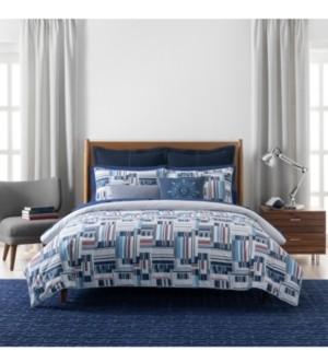Tommy Hilfiger Ditch Plains Full/Queen Comforter Set Bedding