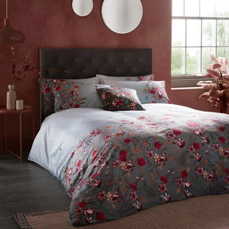 Ted Baker Fern Forest Duvet Cover - Shadow - Double