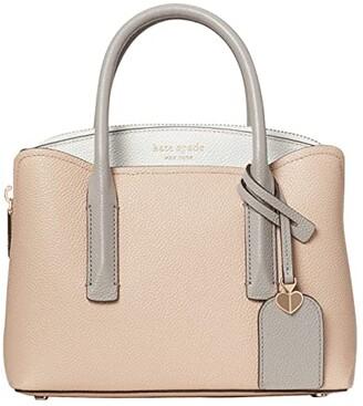 Kate Spade Margaux Mini Satchel (Blush Multi) Bags