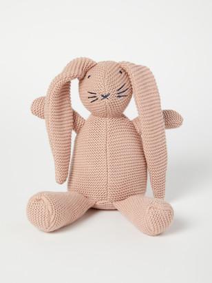 Zestt Organics Organic Cotton Knit Bunny