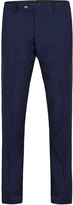 Oxford T27 Travel Suit Trousers Mid Blu X