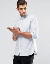 Jack and Jones Oxford Shirt In Stripe