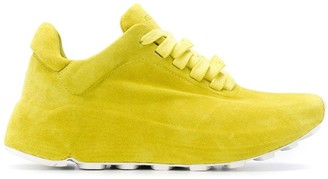 Del Carlo Chunky Sole Sneakers