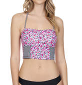 Arizona Midkini Swimsuit Top-Juniors