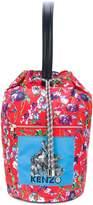 Kenzo Animal Kingdom drawstring backpack