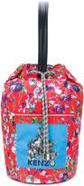 Kenzo The Memento Collection Animal Kingdom drawstring backpack