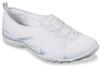 Skechers Relaxed Fit Breathe Easy A-Look Slip-On Sneaker