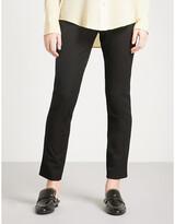 Joseph Eliston stretch-gabardine trousers