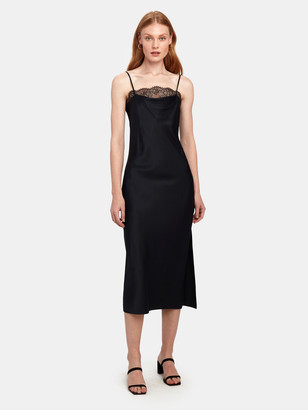 CAMI NYC The Romy Silk Charmeuse Midi Dress