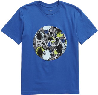 RVCA Motor Fill Graphic Tee