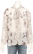 See by Chloe Romantic Patchwork Top