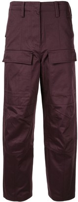 System Straight-Leg Cargo Trousers