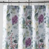 Pier 1 Imports Tiffany Floral Shower Curtain