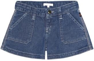 Chloé Kids Denim shorts