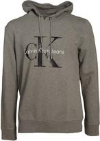 Calvin Klein Jeans Logo Detail Hoodie