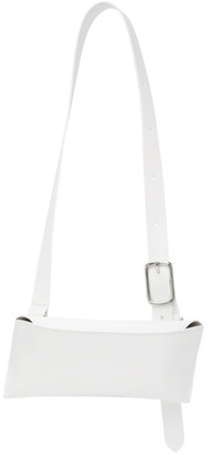 Venczel White V8-S Shoulder Bag