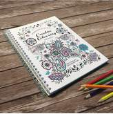 Very Personalised Creative Colouring - Premium Adults Colouring Book-Travel Edition