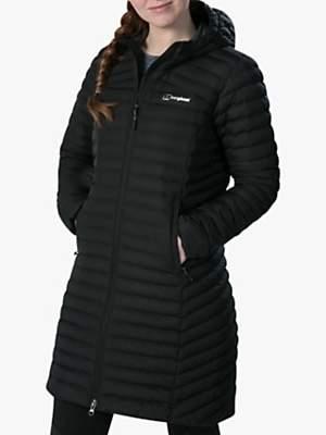 Berghaus Nula Micro Women's Insulated Jacket, Jet Black