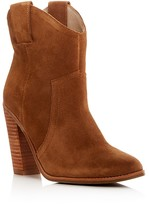 Kenneth Cole Sparta High Heel Booties