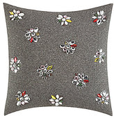 Kate Spade Lacey Daisy Gem Cluster Square Pillow