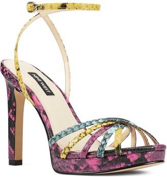 Nine West Lorelle Women's Platform Dress Sandals